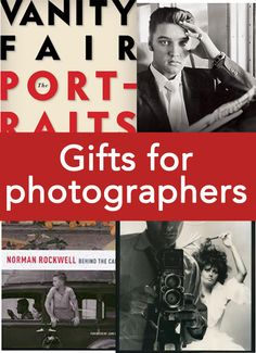 Gift guide: Coffee table books for photographers