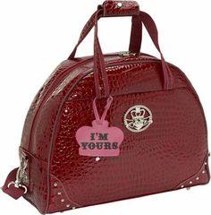 "Kathy Van Zeeland Classic 18"" Dome Bag  - via eBags.com!"