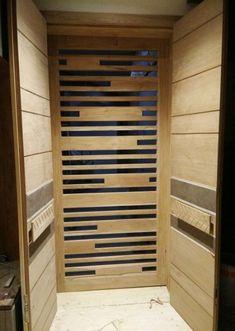 Ideas Main Door Grill Design For 2019 Grill Door Design, Door Gate Design, Wooden Door Design, Door Design Interior, Main Door Design, Entrance Design, Front Door Design, Entrance Doors, Door Grill