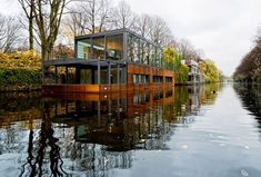 Hamburger Hausboot