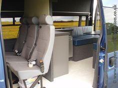 Ford Transit Mini-bus Campervan Conversion Guide eBook | Campervan Life