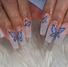In look for some nail designs and some ideas for your nails? Here is our listing of must-try coffin acrylic nails for trendy women. Edgy Nails, Stylish Nails, Swag Nails, Grunge Nails, Summer Acrylic Nails, Best Acrylic Nails, Summer Nails, Baby Pink Nails Acrylic, Spring Nails