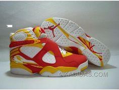 http://www.okadidas.com/air-jordan-retro-8-red-yellow-white-offres-spciales.html AIR JORDAN RETRO 8 RED YELLOW WHITE OFFRES SPÉCIALES : $68.00