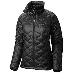 Columbia Women's Trask Mountain 650 TurboDown Jacket, Small, Black  BUY NOW     $79.99    Omni-Heat reflective lining, 650 Turbo Down insulation, Water resistant fabric. Zippered hand pockets. Draw cord adjustable hem. Drop tail styling.Omni-Heat reflectiv ..