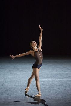 Marianela Nuñez in The Human Seasons © ROH / Bill Cooper, 2013 | Flickr - Photo Sharing!