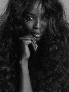abigaildonaldson:  Naomi Campbell by Inez  Vinoodh for V Magazine #55 Sept/Oct 2008
