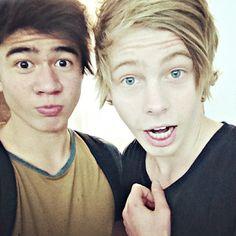 Lukey & Cal
