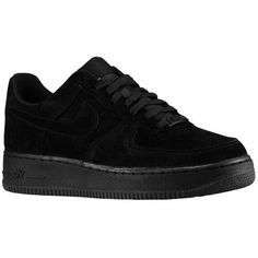 on sale 9ff74 283d5 Nike Air Force 1 - Low - Mens 89.99 Selected Style BlackClearBlack  Width D Medium Product  88298066