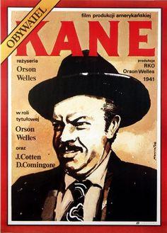 Citizen Kane, Polish Movie Poster