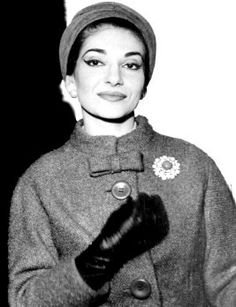 Greek Passion and melodrama with the original classic Diva....Maria Callas