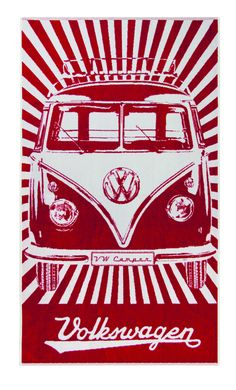 Introducing the new VW Bus Beach Towel collection! choose from 4 different designs. There is no need for any other beach towel this summer! These towels are the perfect gift for any vw fan! Volkswagen Bus, Vw T1, Volkswagen Beetles, Volkswagen Transporter, Wolkswagen Van, Camper Drawing, Combi Ww, Campervan Gifts, Vw Beach