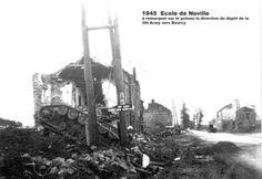 Noville, 1945.