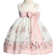 vestidos de niña para su primer añito - Buscar con Google
