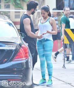 Sahib Kappor & sexy Meera rajput on Shooting upcoming Bollywood movie 2017.