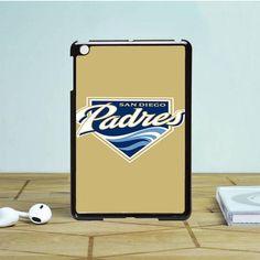 San Diego Padres Baseball Logo Gold iPad Mini 2 Case Dewantary