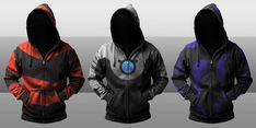 Superhero Hoodies - Batman Beyond Villain Hoodies
