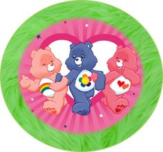 Free Care Bears Party Ideas - Creative Printables