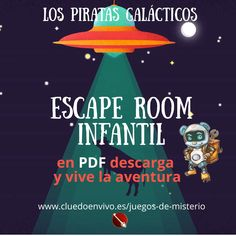 Escape Room For Kids, Fiesta Party, Kindergarten, Classroom, School, Ideas, Blog, Games, Clues For Treasure Hunt