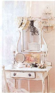 pretty dressing table...Beauty is my passion....  aprioribeauty.com... www.facebook.com/...