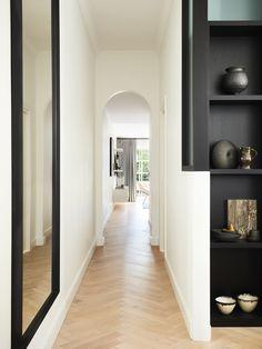 Australian Architecture, Interior Architecture, Interior Work, Indoor Outdoor Living, Open Plan Kitchen, White Walls, The Locals, Contemporary Design, Living Spaces
