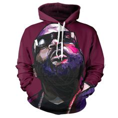 Rick Ross Hoodie http://www.jakkoutthebxx.com/products/real-american-size-rick-ross-rapper-hip-hop-3d-sublimation-print-oem-hoody-hoodie-custom-made-clothing-plus-size?utm_campaign=social_autopilot&utm_source=pin&utm_medium=pin #alloverprint #mall #style #trending #shoppingaddict  #shoppingtime #musthave #onlineshopping #new