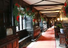 #SpekeHall turns back the clock to celebrate #Christmas in a Victorian style.