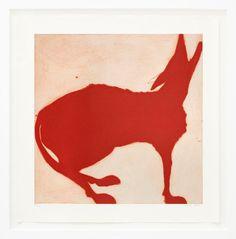 Kate Boxer, 'Red Wolf,' 2013, Lipman Art