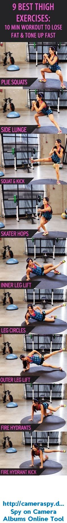 The best thigh moves  | Posted By: NewHowToLoseBellyFat.com