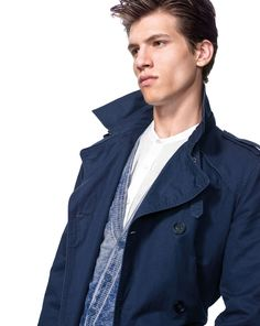 Benetton Man Collection: The difference a jacket makes