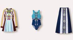 Mary Katrantzou x adidas Originals cover