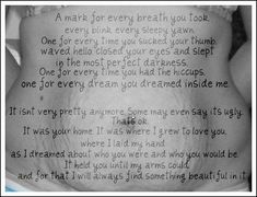 Loving Words to My Son | Amazing poem...no truer words...I LOVE YOU MY SON!!! | Quotes