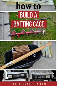 Wondering how you can keep kids safe at home while still enjoying outdoor games? Why not let them play baseball in your own backyard? Here's an easy and affordable way to build a batting cage in your own property. Find out how to build a batting cage on a budget and things you'll need in making a diy batting cage.