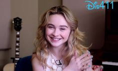 Video: Sabrina Carpenter Talked About Her Outfit, Hair