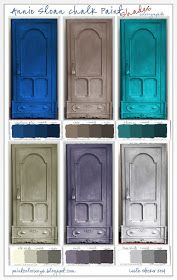 Colorways: Shades of an Armoire