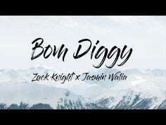 Zack Knight - Bom Diggy (Lyrics/Lyric Video) ft. Jasmin Walia - YouTube