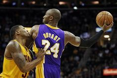 Kobe: just sick of losing.
