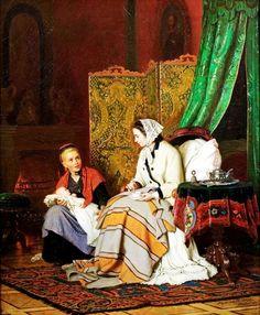 MEYER VON BREMEN Johann Georg (Germany, 1813-1886)