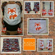 Foxy Tula accessories