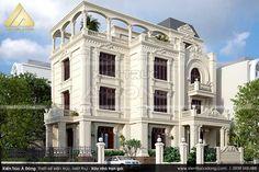 Mẫu biệt thự cổ điển đẹp ở Nam Định với thiết kế tinh tế, sáng tạo và tỉ mỉ đang là xu hướng thiết kế năm 2016, 2017... Xem nhiều hơn tại đây!