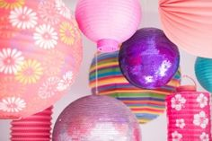 Decoración con globos para el cuarto del bebé   Blog de BabyCenter