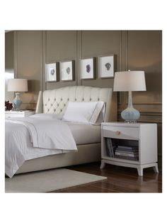 HELAINE BED | Mitchell Gold + Bob Williams
