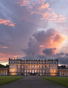 Hopetoun House 'Scotland's finest stately home' West Lothian, South Queensferry.