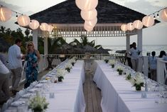 Just on the outskirts of Montego Bay, Jamaica, this exquisite resort is the perfect place for a beautiful destination wedding.