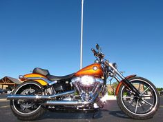 2014 Harley-Davidson SOFTAIL BREAKOUT FXSB BREAKOUT FXSB - Click to see full-size photo viewer