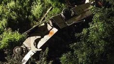 At least 36 on Italy pilgrimage die in crash