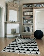 SUOMU interior. http://mums.fi/products/product/bubbles-carpet-2/