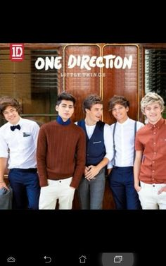 Check out the artwork for One Direction's latest single Little Things. The guys – Harry Styles, Liam Payne, Zayn Malik, . Little Things Lyrics, One Direction Little Things, One Direction Fotos, One Direction Albums, Four One Direction, One Direction Pictures, One Direction Singles, 0ne Direction, Zayn Malik