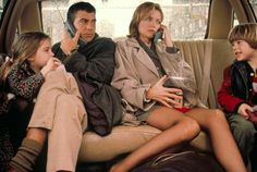 One fine Day, George Clooney Michelle Pfeiffer