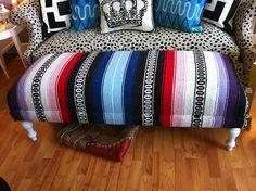 Upholstery Repair Miss Mustard Seeds upholstery diy bed.