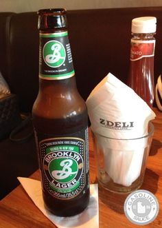 Gasoline Sauce - Brooklyn Lager